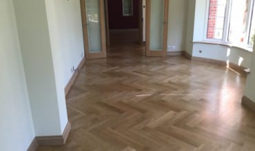 Parquet Flooring in Bromley