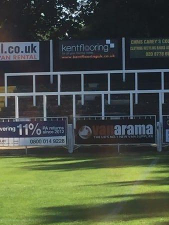 Bromley Football Club!