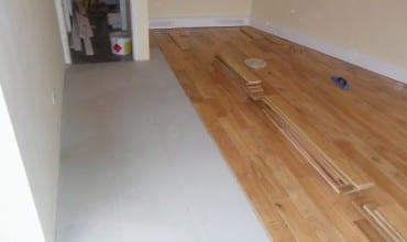 Real Wood Flooring Installation, Chislehurst