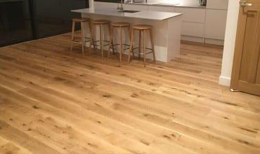 Wood Flooring, Crofton Avenue Orpington