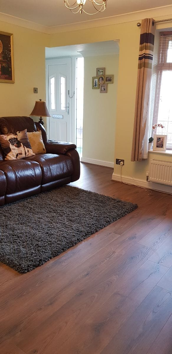 Domestic Laminate Flooring