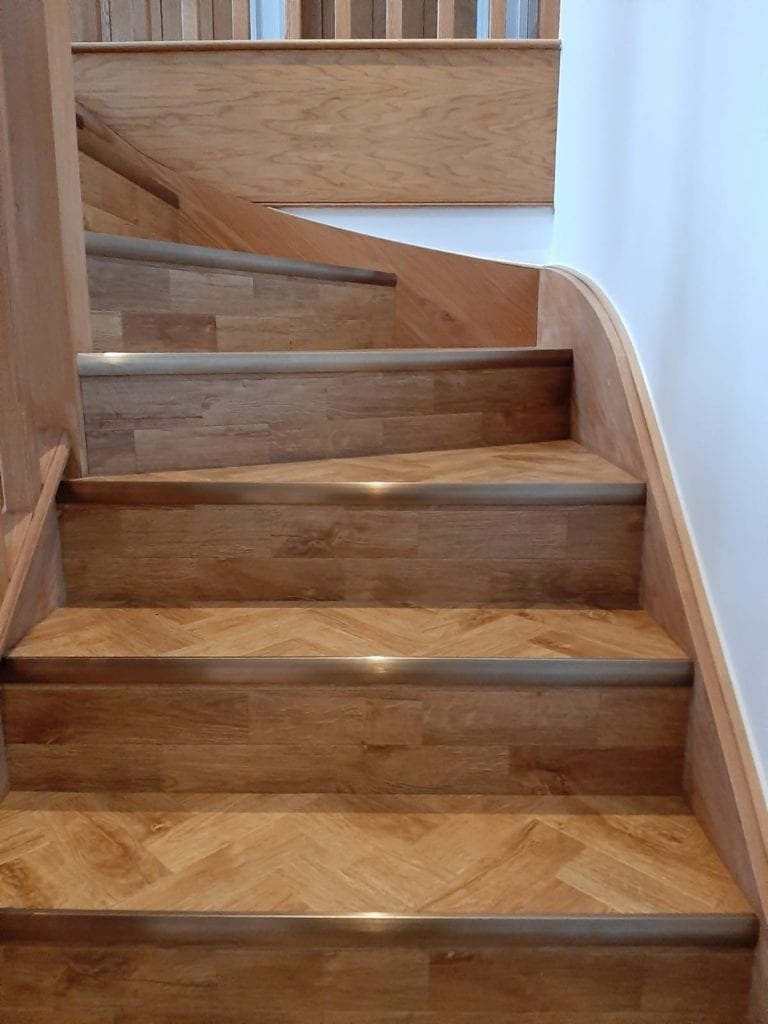 Domestic Property Main Staircase in Herne Bay